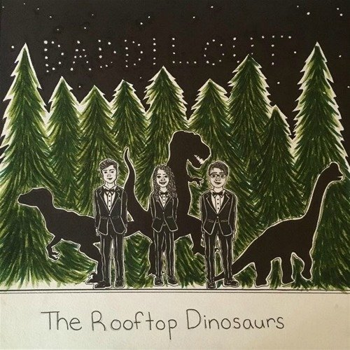 Rooftop Dinosaurs (Loquantur RHYTHM May 22-28, 2017)